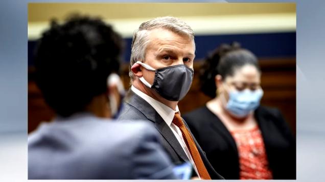 【朱能源】_不满政治凌驾于科学 美国卫生官员宣布辞职