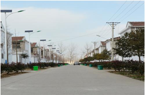 安徽涡阳:小厕所 大民生——新兴镇旱厕改造为群众提升人居卫生环境