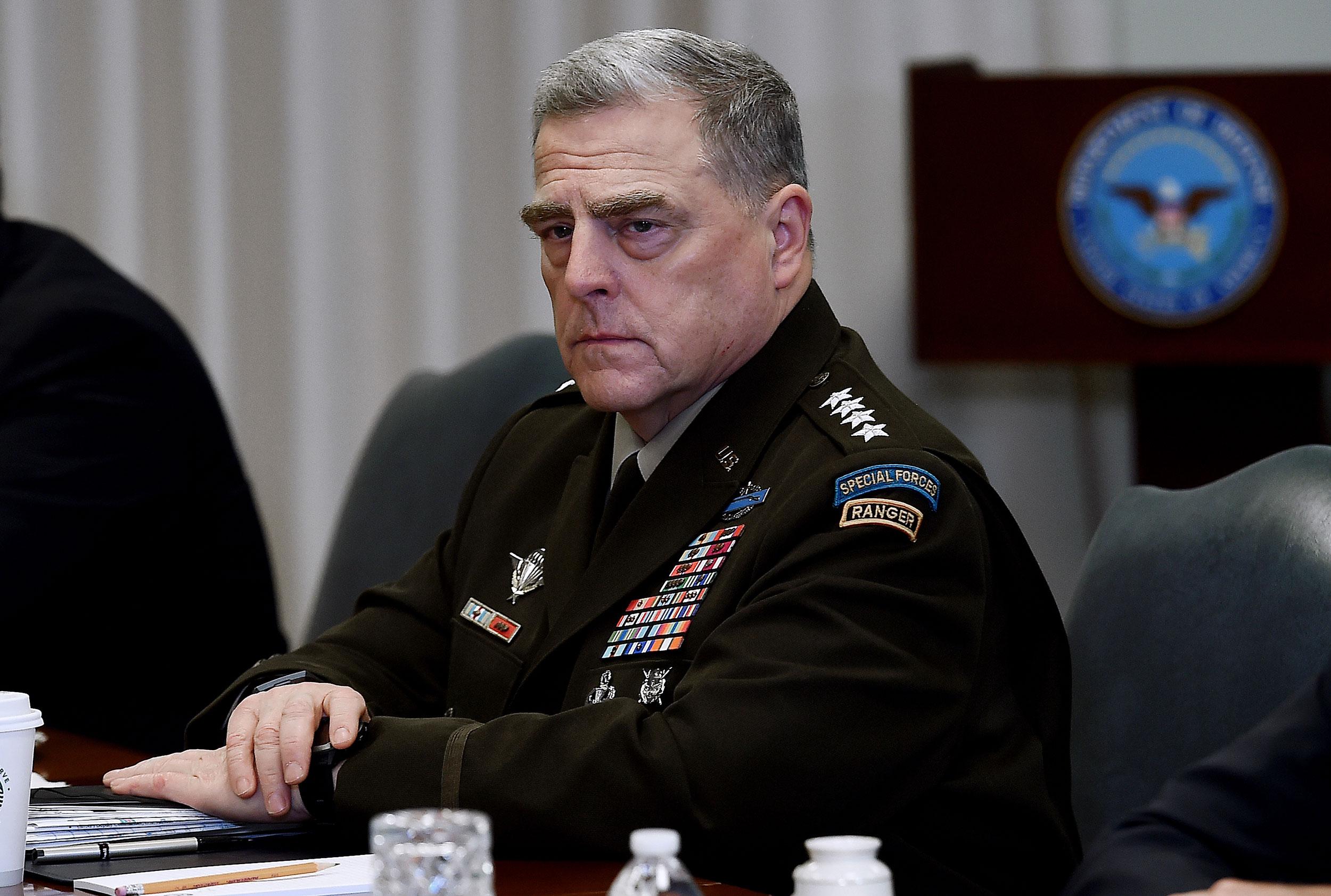 【海诺网络】_美军参谋长联席会议主席宣布自我隔离