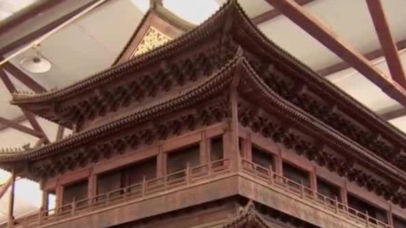 古代建筑的外观形制有等级规定?这种殿顶等级最高