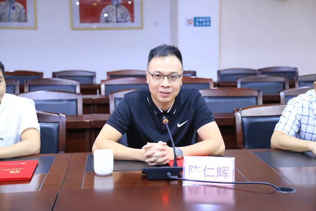 中山大学附属第二医院陈仁辉教授