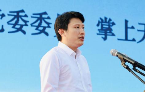 市互联网行业党委委员、掌上天津董事长 沙恩水