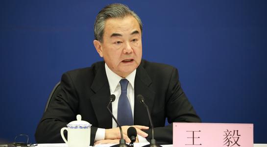 王毅:希望中国和印尼两国之间加强在电子商务、人工智能、人文等领域合作