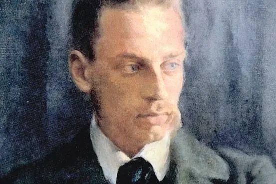 奥地利诗人里尔克