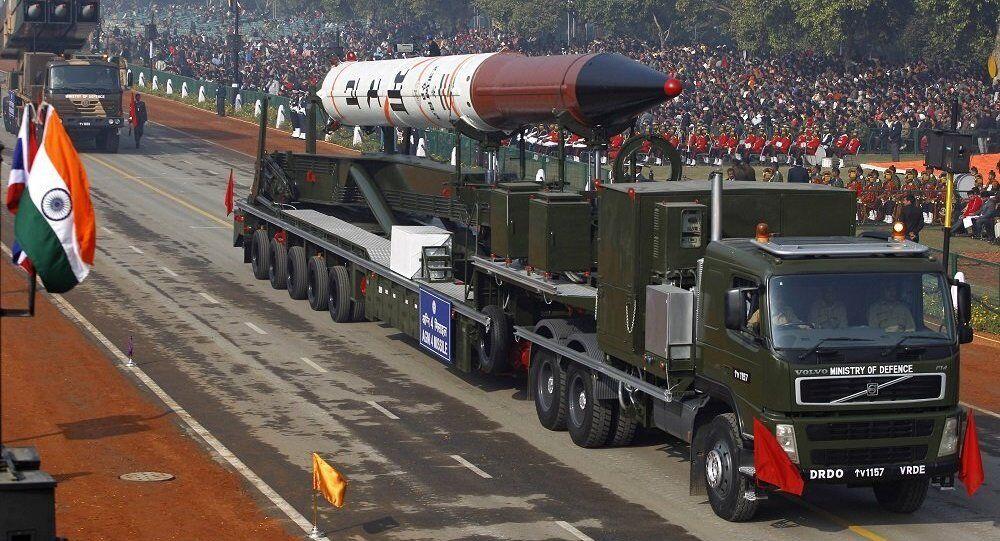 【介休网】_印媒:印美将签署军事合作协议提升印导弹打击能力