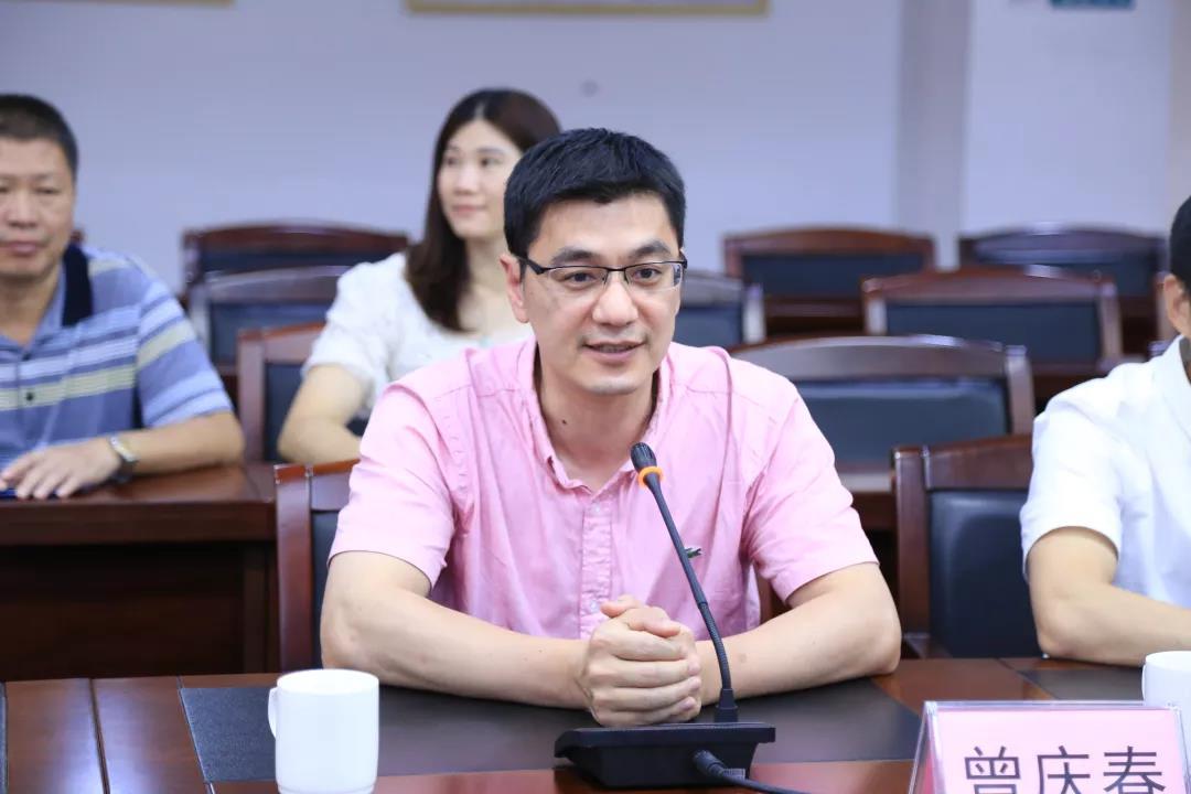 南方医科大学南方医院曾庆春教授发言