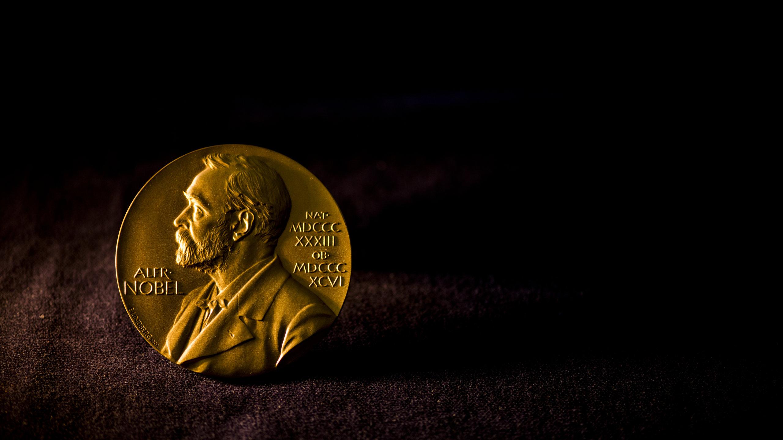 诺贝尔奖章