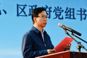 蓟州区区委副书记、区长 廉桂峰