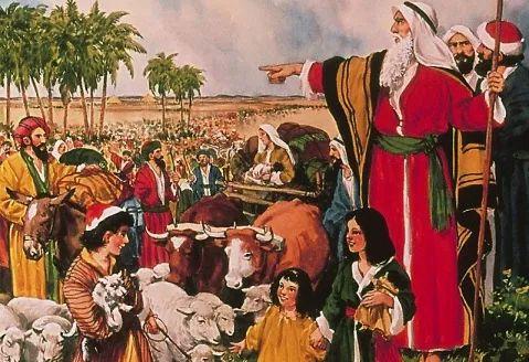 古希伯来民族领袖摩西