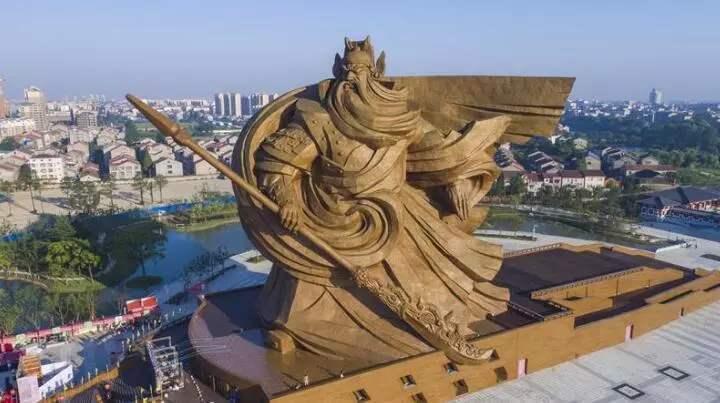 【曾飞洋】_住建部通报湖北巨型关公像、贵州独山水司楼有关问题