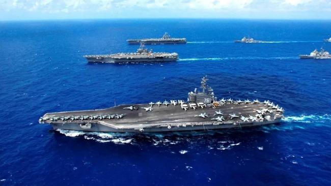 """美前高官:美国发动对华""""新冷战""""将导致两败俱伤"""
