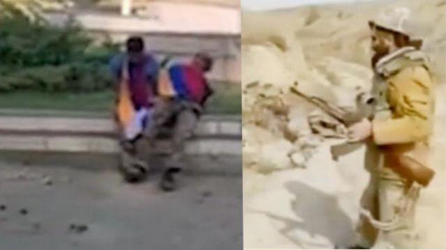 披上国旗射杀 阿塞拜疆处决亚美尼亚老年战俘