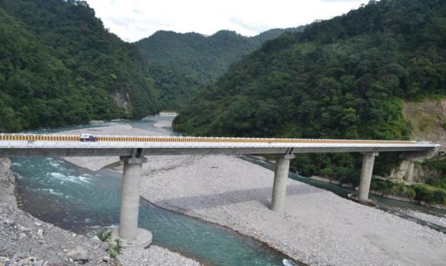 美媒表示,印度开通新桥梁将让中印局势紧张