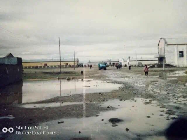 1995年那曲县城内