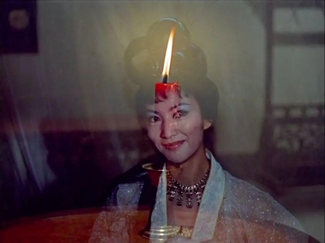 《画皮(1966)》中的梅娘