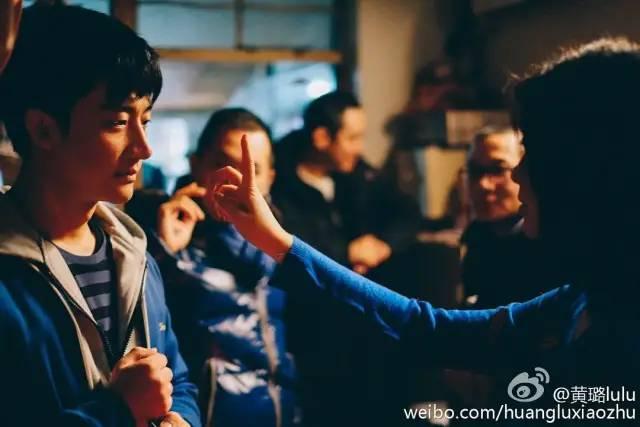 电影《推拿》剧照。图/微博@黄璐lulu