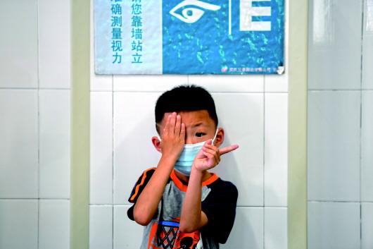 【彩乐园3官网】_山西长治将把裸眼视力考核纳入中考:分为三档,最多相差两分