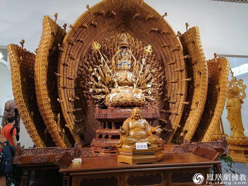 精美佛像(图片来源:凤凰网佛教)