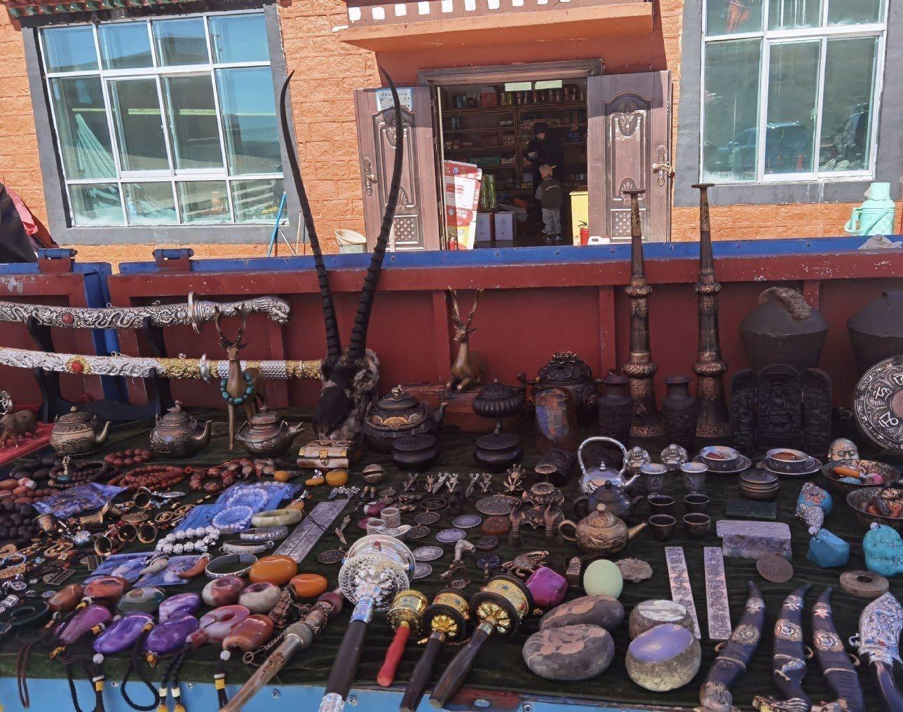 【彩乐园2下载进入12dsncom】_网友举报西藏山南有景区商贩贩卖藏羚羊头骨 警方回应
