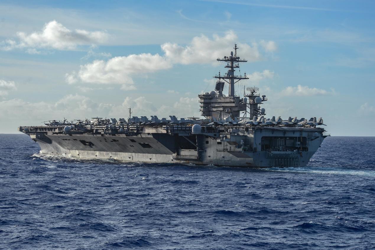 大型核动力航母在美国海军中占据非常重要地位,减少航母数量的阻力会非常大。