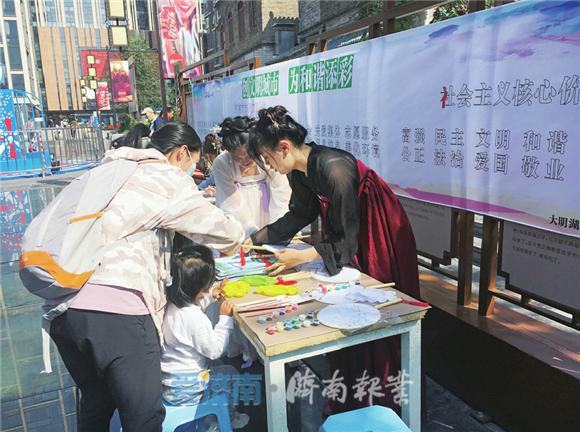 济南:探索创城常态化 文明常驻在身边