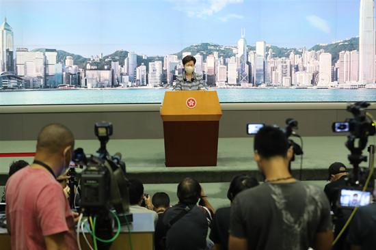 【迪士尼彩乐邀请码】_施政报告延期 林郑月娥:将赴京与部委协商