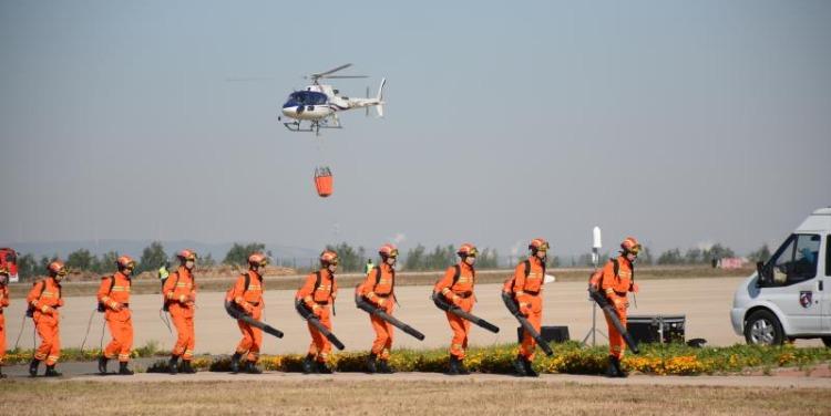 第九届沈阳法库国际飞行大会17日举办