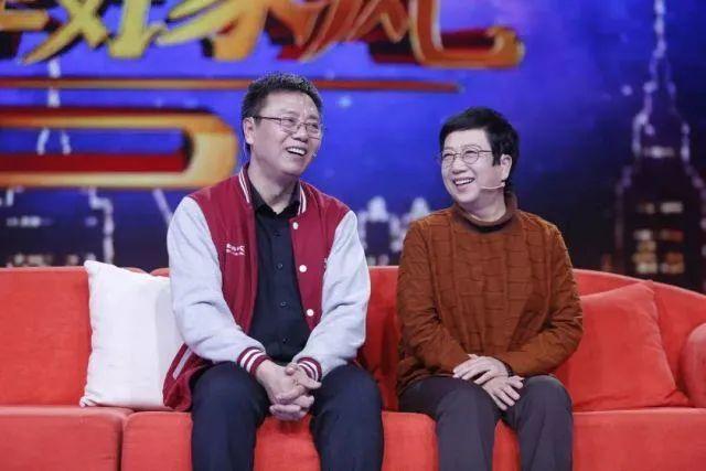 王伟力和郑晓洁夫妇。图/网络