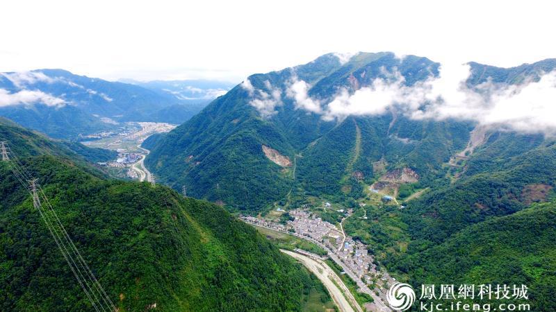 北川积极探索乡村振兴山区模式