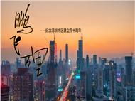 鹏飞万里——纪念深圳特区建立四十周年