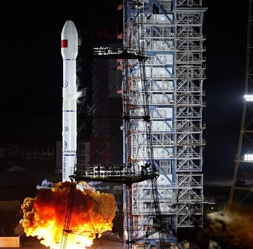 【彩乐园2注册进入12dsncom】_中国成功发射高分十三号卫星