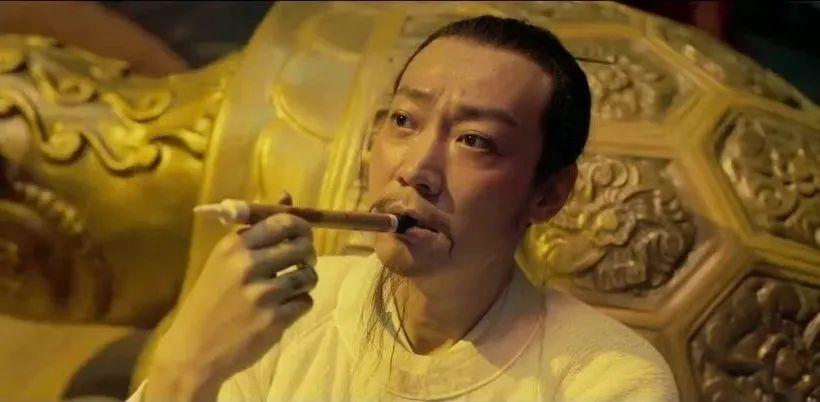 电影《妖猫传》中的李白