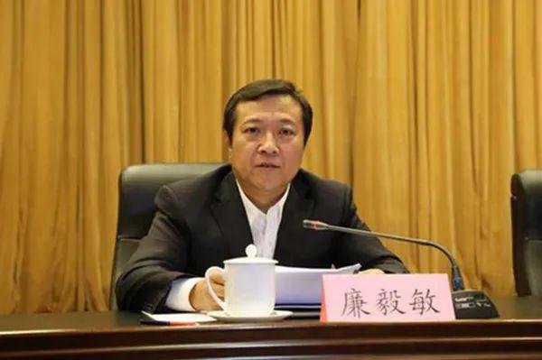 陈刚任河北省委副书记,廉毅敏任河北省委常委