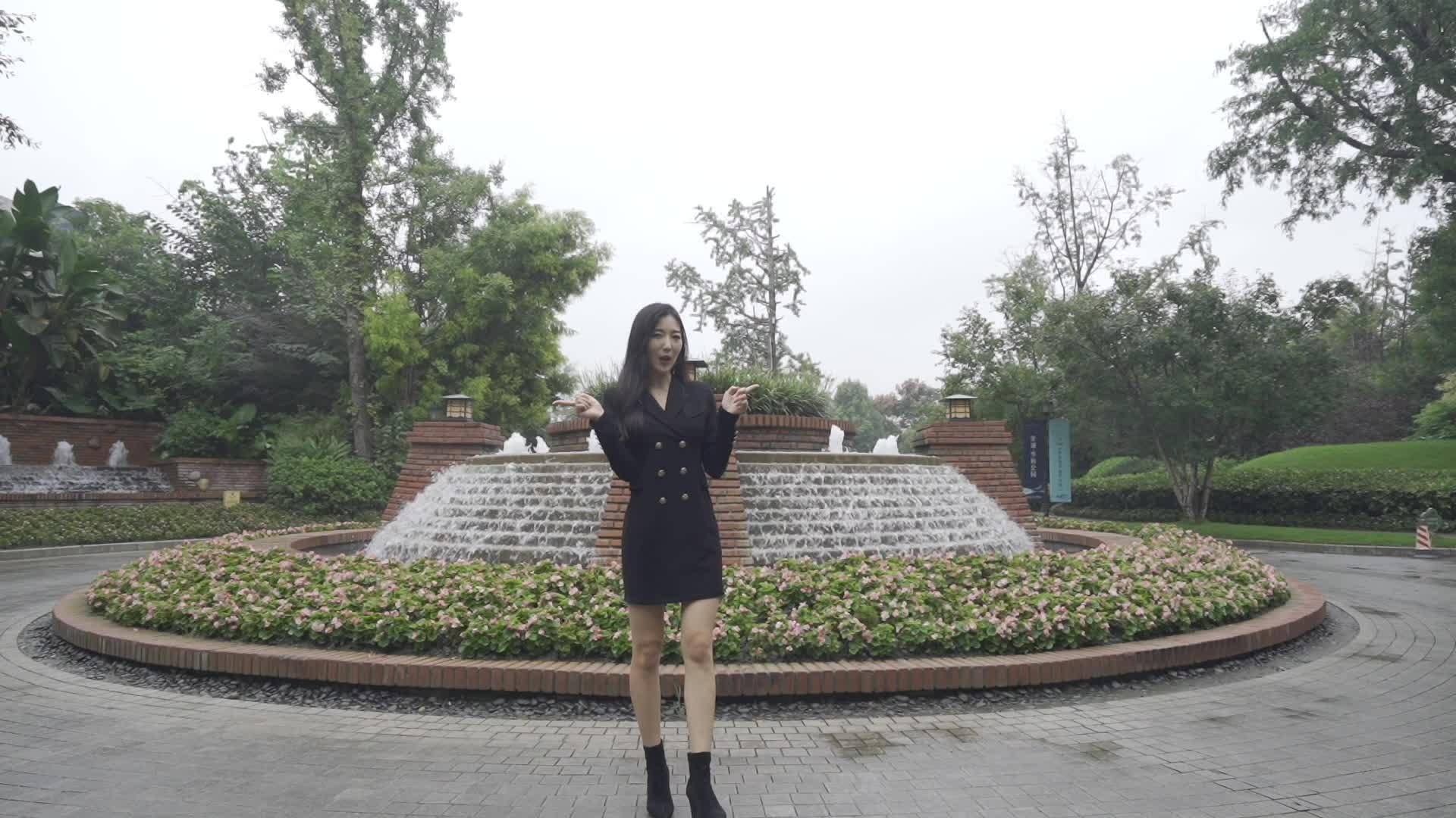 棠湖华府公园--网红来了