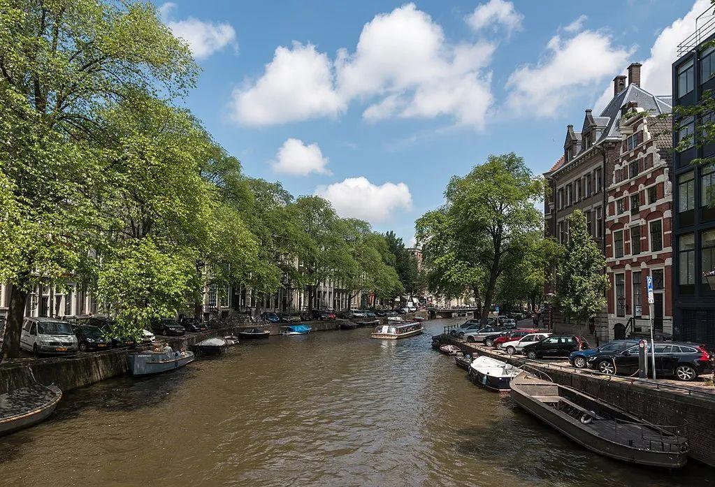 △ 阿姆斯特丹的绅士运河/wiki
