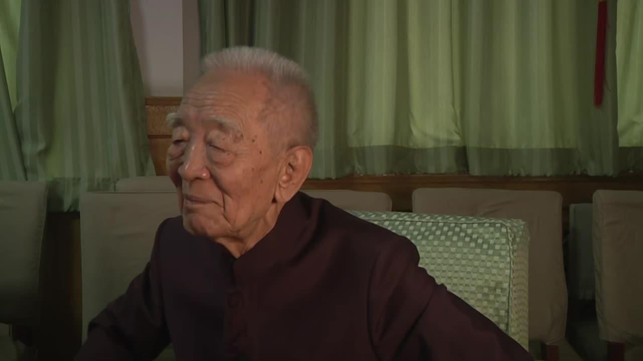 志愿军老兵张运禄回忆修电话线:被美军油挑子飞机追着炸
