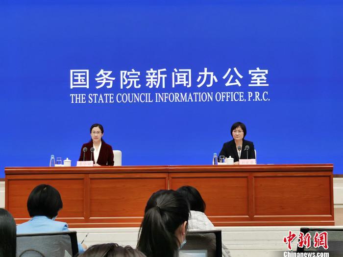 10月19日,国新办发布会现场。<a target='_blank' href='http://www.chinanews.com/' >中新网</a>记者 李金磊 摄