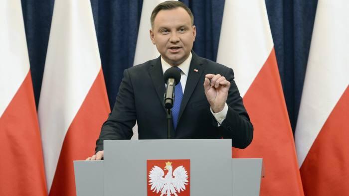 【迪士尼彩乐】_波兰总统杜达确诊新冠肺炎