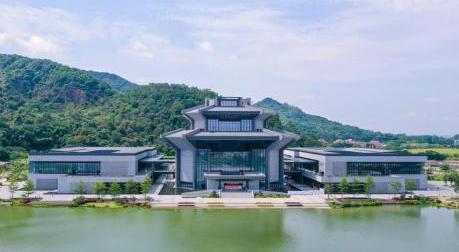 樵山文化中心(章佳琳 摄)