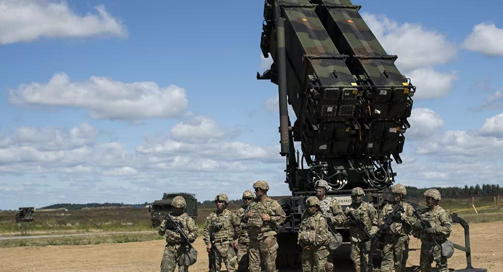 【迪士尼彩乐app】_300名美军携爱国者防空系统突访得州一机场 机场人员很迷惑