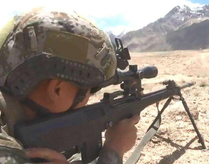 汾酒军机处︱中国下一代军用步枪还是5.8毫米吗?
