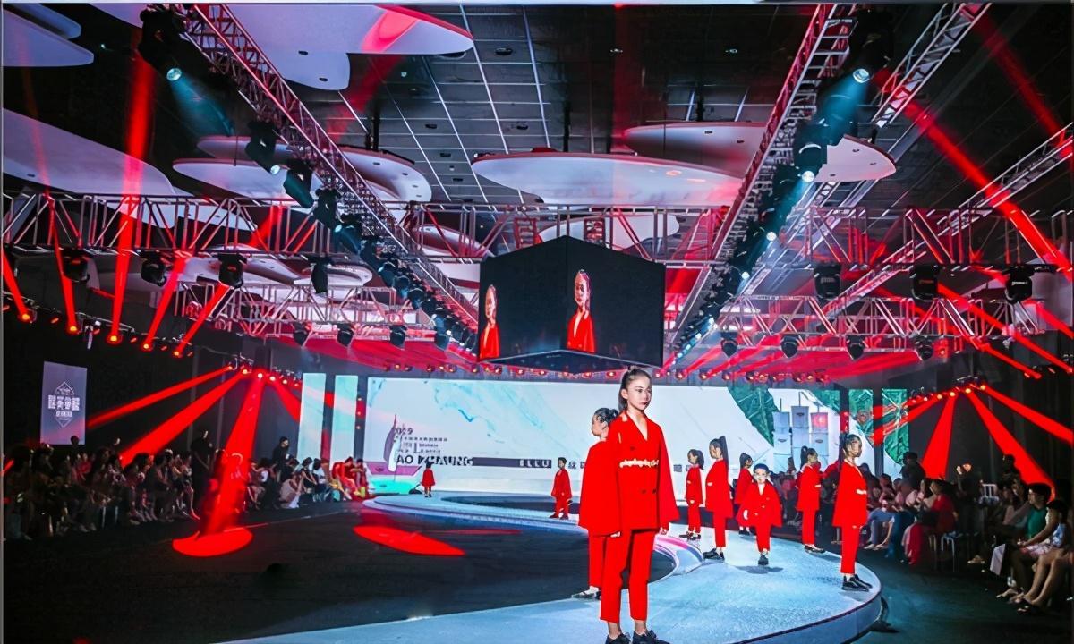 2021中国童模榜中榜时尚盛典全球代言人涂熠林