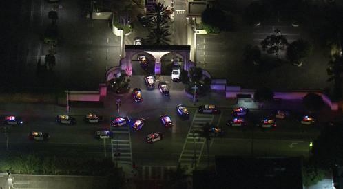 【彩乐园登录进入12dsncom】_美国好莱坞突发枪击事件 数十辆警车包围电影公司