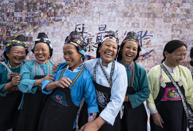 """""""中国丹寨非遗周""""在丹寨万达小镇举办,集中展示黔东南非遗文化"""