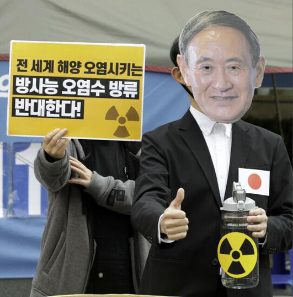 【彩乐园2进入dsn292com】_韩媒:日本若强行将百万吨核污水排入海 后果自负