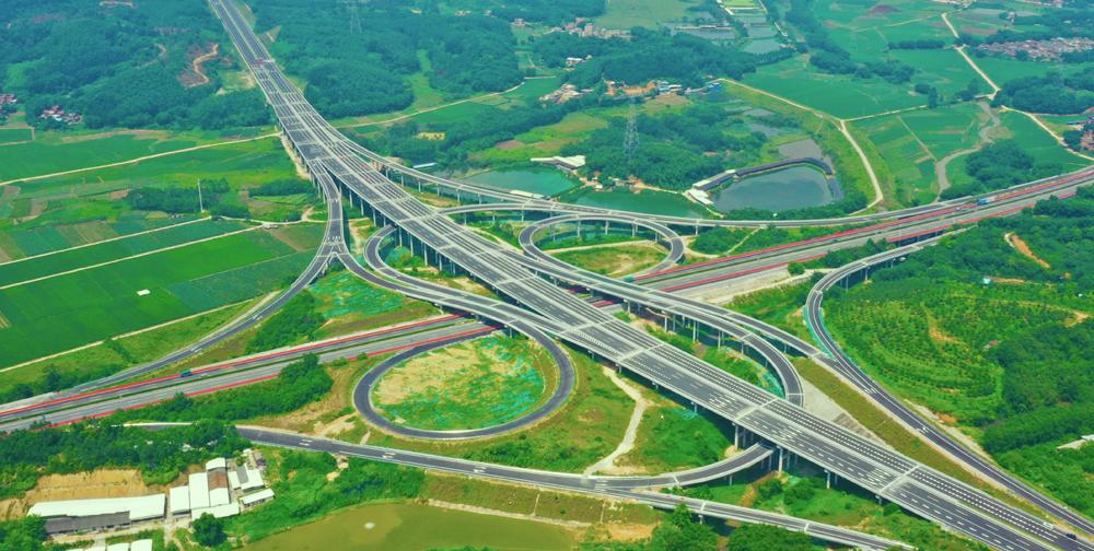 惠清高速东城枢纽互通