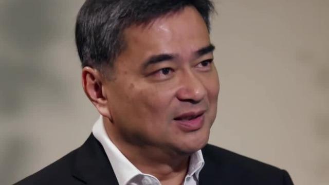 """中国""""新丝路计划""""为东盟各国带来什么好处?泰国前总理这样说"""