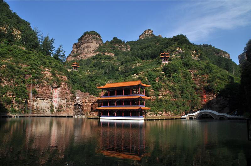 热门的旅游城市排行:遂宁市十大旅游景点