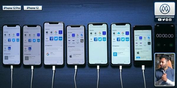 苹果对电池容量缩水!iPhone 12/12 Pro实测 续航倒退明显