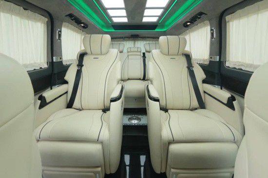 2020款奔驰V260L商务车配置及价格什么价格